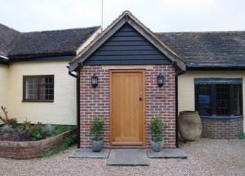 Thumbnail 2 bedroom bungalow to rent in The Street, Ewhurst, Cranleigh