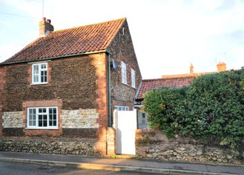 Thumbnail 3 bed cottage for sale in Chapel Road, Dersingham, King's Lynn