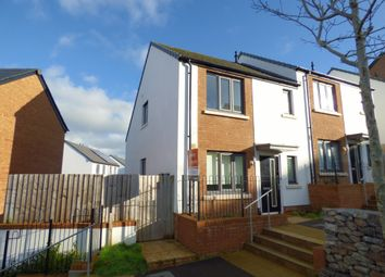 Thumbnail 3 bed semi-detached house for sale in Summering Close, Okehampton