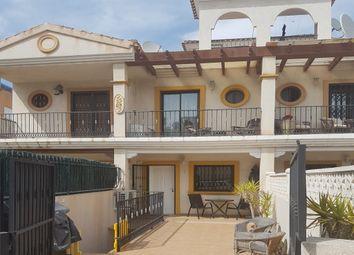 Thumbnail 4 bed town house for sale in La Filipinas, Villamartin, Orihuela Costa, Alicante, Valencia, Spain