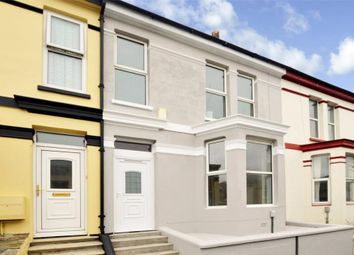 Thumbnail 3 bedroom terraced house for sale in Maida Vale Terrace, Plymouth, Devon