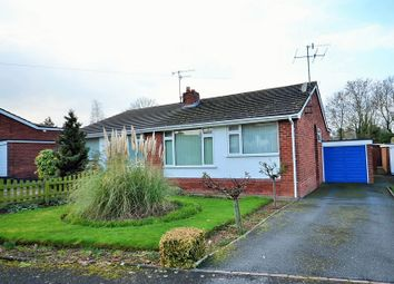 Thumbnail 2 bed semi-detached bungalow for sale in Mount Orchard, Tenbury Wells