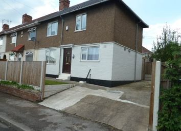 Thumbnail 4 bed semi-detached house to rent in Sycamore Street, Church Warsop, Mansfield