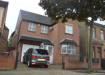 Thumbnail 4 bedroom detached house for sale in Hainault Road, Romford