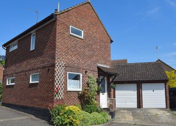Thumbnail 3 bedroom detached house for sale in Alsa Leys, Elsenham, Bishop's Stortford