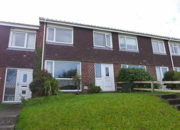Thumbnail 3 bed terraced house for sale in Ystwyth Close, Aberystwyth, Ceredigion