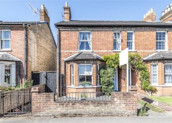 Thumbnail 3 bed semi-detached house for sale in Fordwater Road, Chertsey, Surrey