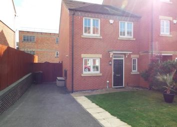 Thumbnail 3 bed end terrace house for sale in Kelham Drive, Sherwood, Nottingham, Nottinghamshire