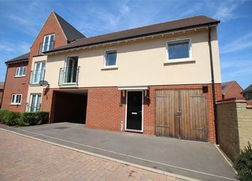 Thumbnail 2 bed flat for sale in Clark Drive, St. Ives, Huntingdon