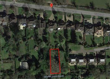Land for sale in Waggon Road, Hadley Wood, Hertfordshire EN4