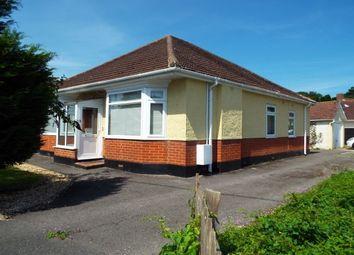 Thumbnail 3 bed bungalow to rent in Wimborne Road West, Wimborne