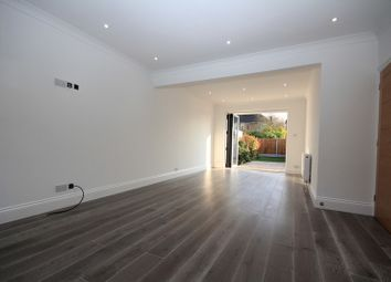 Thumbnail 3 bed terraced house to rent in Howard Road, Upminster