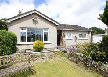 Thumbnail 3 bed detached bungalow for sale in Llanbethery, Barry