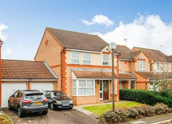 Thumbnail 3 bed link-detached house for sale in Wardle Place, Oldbrook, Milton Keynes, Bucks