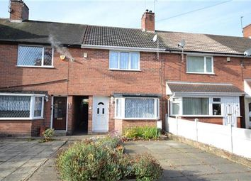 Thumbnail 2 bed terraced house for sale in Castleton Road, Great Barr, Birmingham