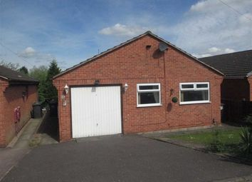 Thumbnail 3 bed detached bungalow for sale in Walker Street, Eastwood, Nottingham