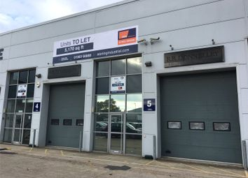 Thumbnail Light industrial to let in Unit 5, Chartwell Business Centre, Chartwell Road, Lancing, West Sussex