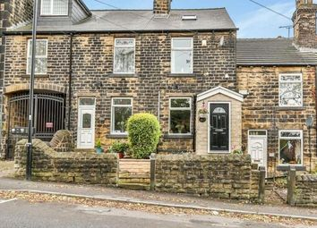 Thumbnail 3 bed terraced house for sale in Lane End, Chapeltown, Sheffield, South Yorkshire