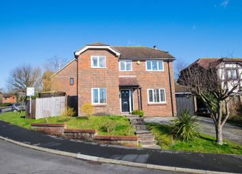 4 bed detached house for sale in Britts Farm Road, Buxted, Uckfield TN22
