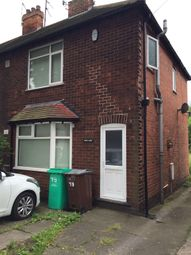 Thumbnail 4 bed semi-detached house to rent in Lace Street, Dunkirk, Nottingham