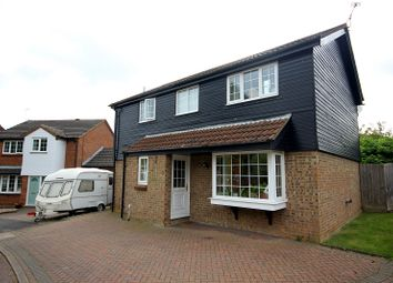 Thumbnail 4 bedroom detached house to rent in Taylor Close, Wellingborough, Northamptonshire.