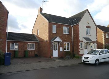 Thumbnail 2 bed terraced house for sale in Wigeon Lane, Walton Cardiff, Tewkesbury, Gloucestershire