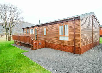 Thumbnail 2 bed detached bungalow for sale in Devon Village, Fishcross, Alloa