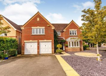 Thumbnail 5 bed detached house for sale in Meiros Way, Ashington, Pulborough, West Sussex