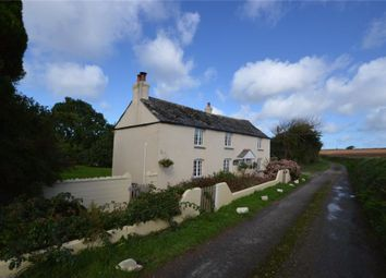 Thumbnail 4 bed detached house for sale in Tregaswith, Newquay, Cornwall