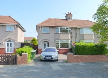Thumbnail 3 bed semi-detached house to rent in Bebington Road, Tranmere, Birkenhead