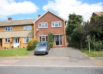 Thumbnail 3 bed end terrace house for sale in Oakley Road, Newbury