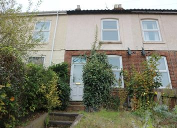 Thumbnail 3 bedroom terraced house for sale in 121 Drayton Road, Norwich, Norfolk
