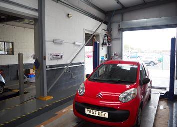Thumbnail Parking/garage for sale in Vehicle Repairs & Mot BD12, Low Moor, West Yorkshire