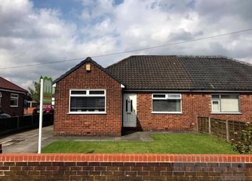 Thumbnail 3 bed semi-detached bungalow for sale in Kenilworth Drive, Hindley Green, Wigan
