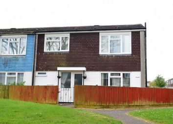 Thumbnail 2 bed end terrace house for sale in Craigie, Wellingborough