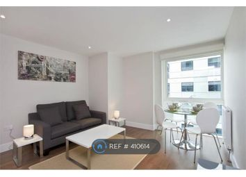 Thumbnail 1 bed flat to rent in Crawford Building, London