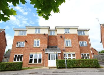 Thumbnail 2 bed flat for sale in Fontwell Crescent, Oakley Vale, Corby