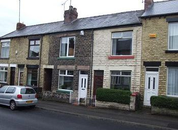 Thumbnail 2 bed terraced house to rent in Haden Street, Hillsborough, Sheffield