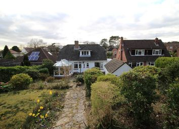 Thumbnail 3 bedroom detached house for sale in Lilliput, Poole, Dorset