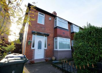 Thumbnail 3 bed semi-detached house for sale in Stamfordham Road, Fenham, Newcastle Upon Tyne