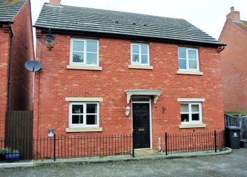 Thumbnail 3 bed detached house for sale in Ferndale Close, Longlevens, Gloucester
