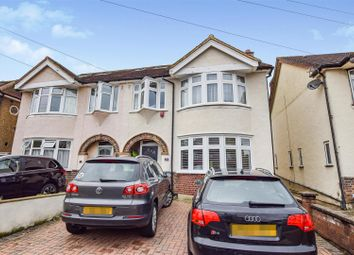 Thumbnail Semi-detached house for sale in Ashridge Way, Morden