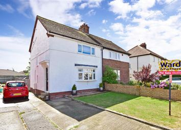 Thumbnail 2 bed semi-detached house for sale in Cavell Square, Deal, Kent