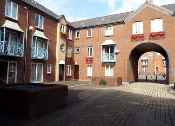 Thumbnail 1 bedroom flat for sale in 10 Monmouth House, Maritime Quarter, Swansea