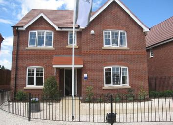 Thumbnail 4 bed detached house for sale in Lichfield Avenue, Evesham