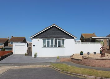 Thumbnail 3 bed detached bungalow for sale in Bishops Close, Seaford