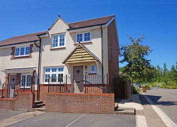 Thumbnail 3 bed end terrace house for sale in Osprey Drive, Cwm Calon