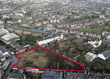 Thumbnail Land for sale in Land Off The Crofts, Halifax Road, Staincliffe, Batley