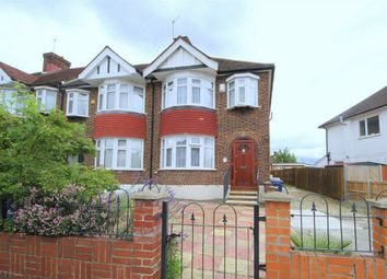 Thumbnail End terrace house for sale in Brunswick Park Road, London