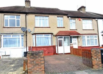 Thumbnail 3 bed terraced house for sale in Queens Avenue, Greenford, Middlesex